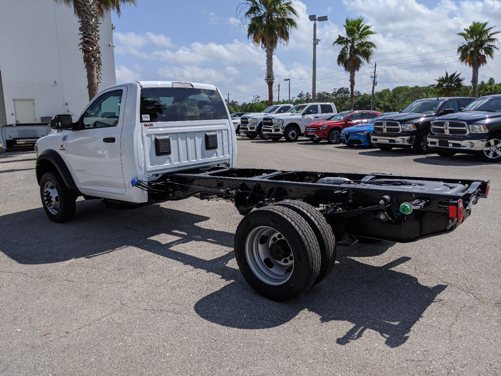 2020 Ram 5500 Regular Cab DRW 4x4, Cab Chassis #R20190 - photo 1