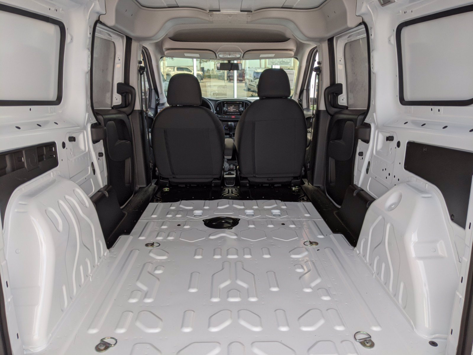 2021 Ram ProMaster City FWD, Empty Cargo Van #R21162 - photo 1