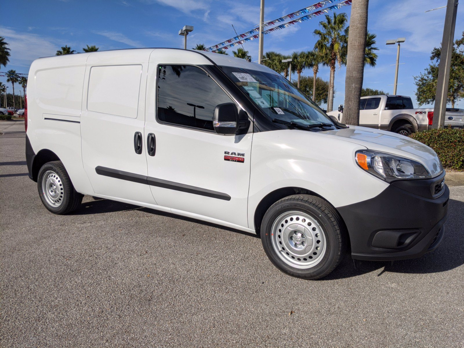 2021 Ram ProMaster City FWD, Empty Cargo Van #R21163 - photo 1