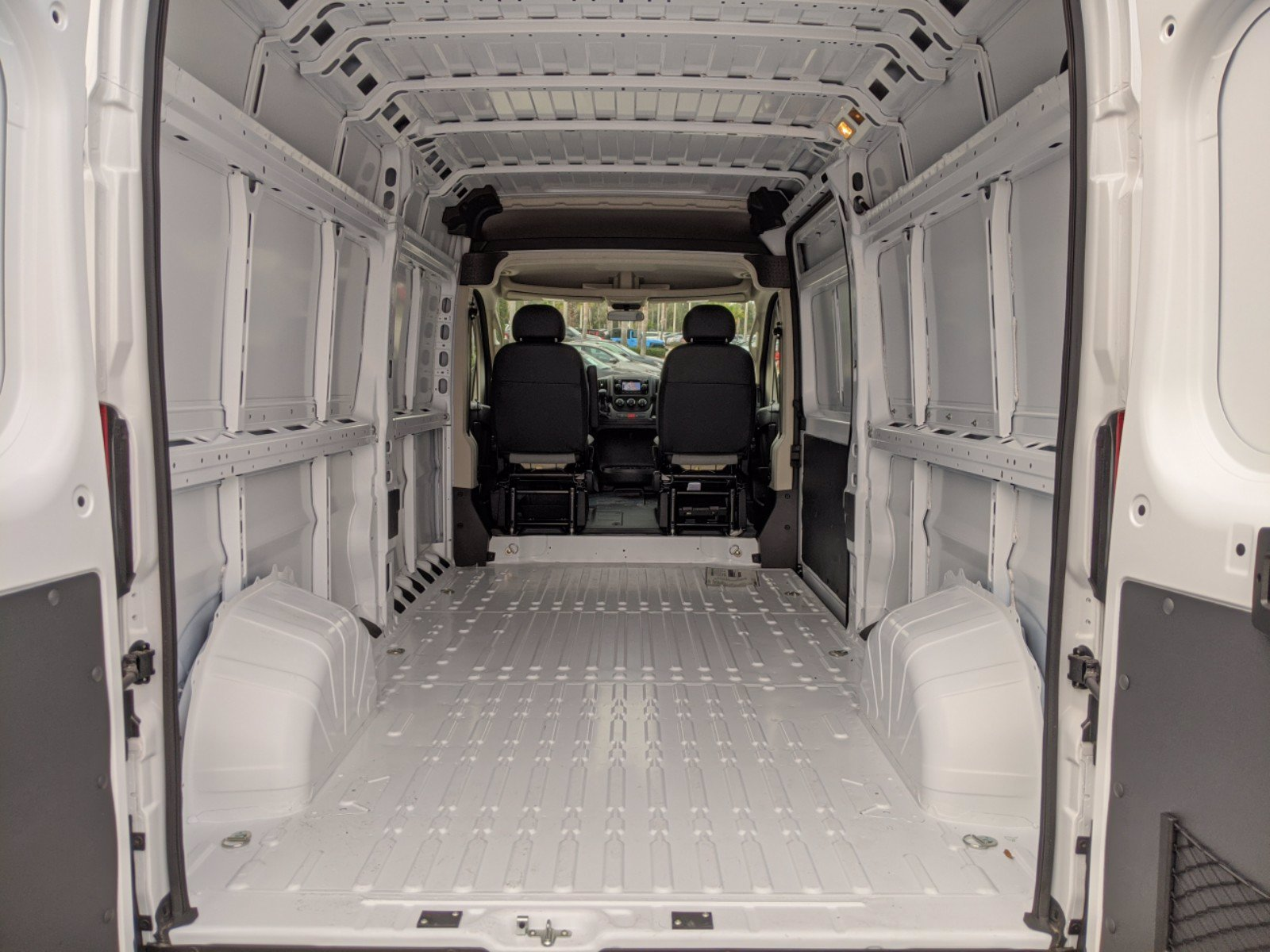2021 Ram ProMaster 3500 FWD, Empty Cargo Van #R21178 - photo 1