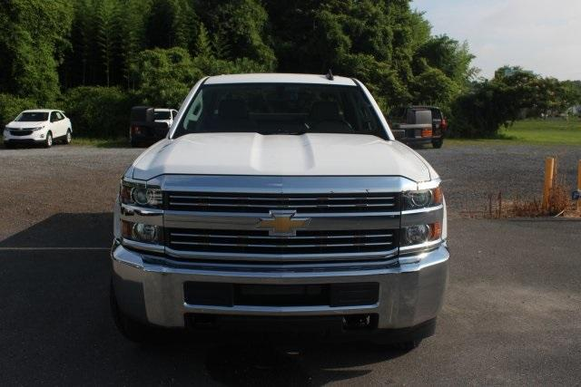 2017 Silverado 2500 Double Cab 4x4, Reading Service Body #17-1471 - photo 3