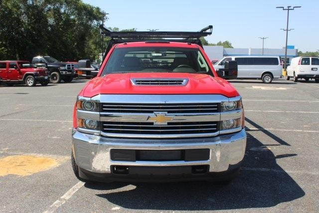 2017 Silverado 3500 Crew Cab 4x4, Freedom Contractor Body #17-1587 - photo 3