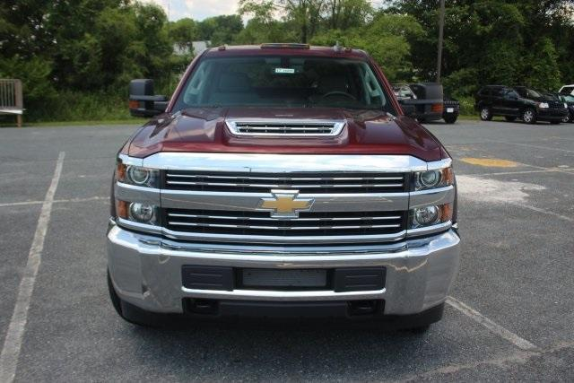 2017 Silverado 3500 Crew Cab 4x4, Reading Service Body #17-1609 - photo 6