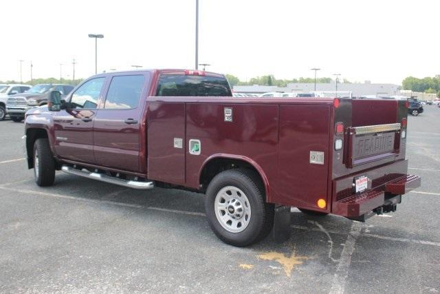 2017 Silverado 3500 Crew Cab 4x4, Reading Service Body #17-1609 - photo 2