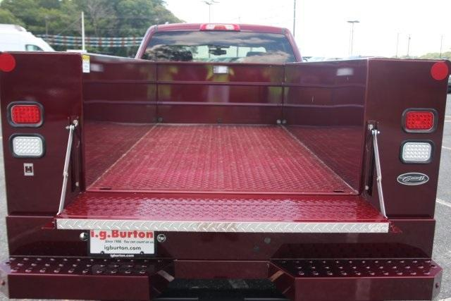 2017 Silverado 3500 Crew Cab 4x4, Reading Service Body #17-1609 - photo 9