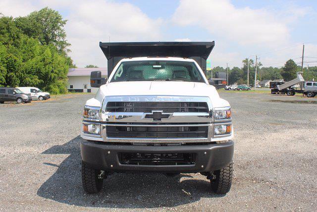 2020 Chevrolet Silverado 5500 Regular Cab DRW 4x4, Landscape Dump #20-2059 - photo 3