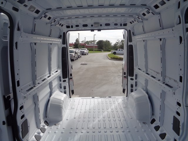 2018 ProMaster 2500 High Roof, Cargo Van #JE101129 - photo 2