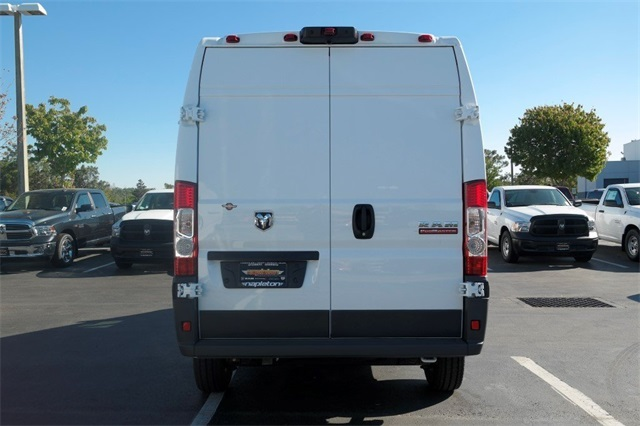 2018 ProMaster 2500 High Roof, Cargo Van #JE101129 - photo 7