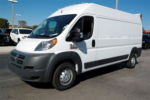 2018 ProMaster 2500 High Roof, Van Upfit #JE101131 - photo 3