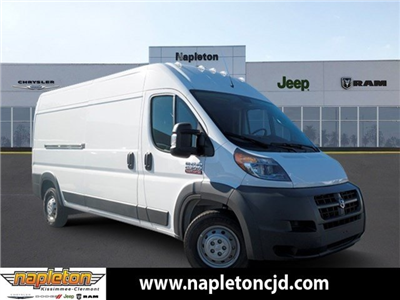 2018 ProMaster 2500 High Roof,  Empty Cargo Van #JE101132 - photo 1