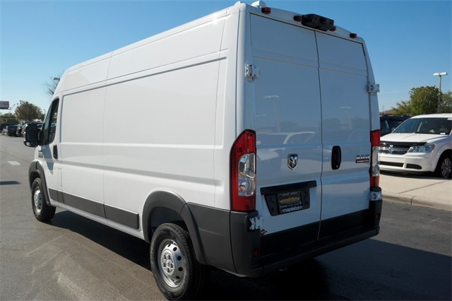 2018 ProMaster 2500 High Roof, Cargo Van #JE105622 - photo 7