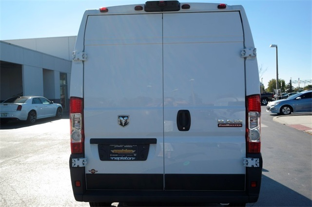 2018 ProMaster 2500 High Roof, Cargo Van #JE105622 - photo 8