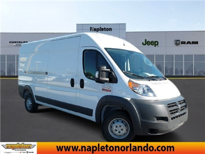 2018 ProMaster 2500 High Roof, Cargo Van #JE105622 - photo 1