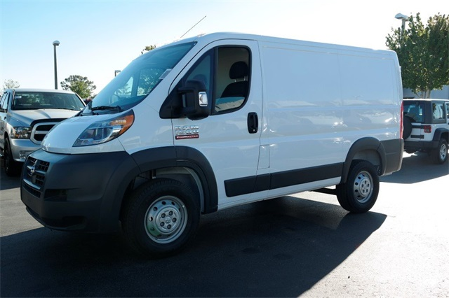 2018 ProMaster 1500 Standard Roof, Van Upfit #JE107681 - photo 3