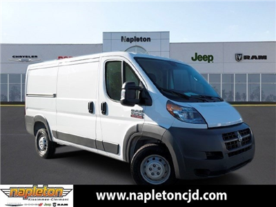 2018 ProMaster 1500 Standard Roof,  Upfitted Cargo Van #JE107683 - photo 1