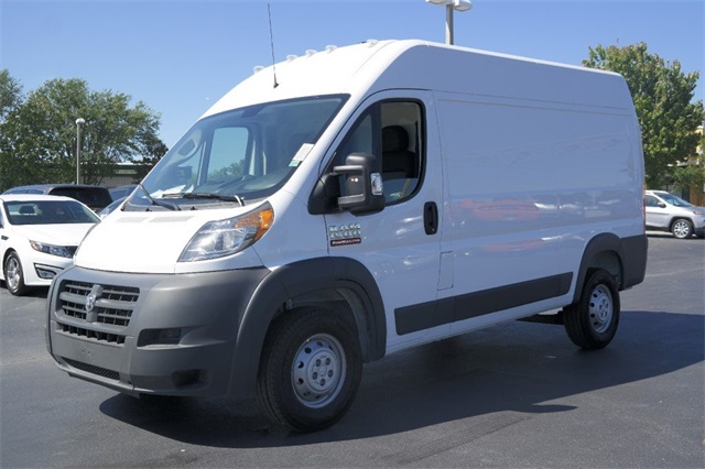 2018 ProMaster 1500 High Roof, Cargo Van #JE107684 - photo 4