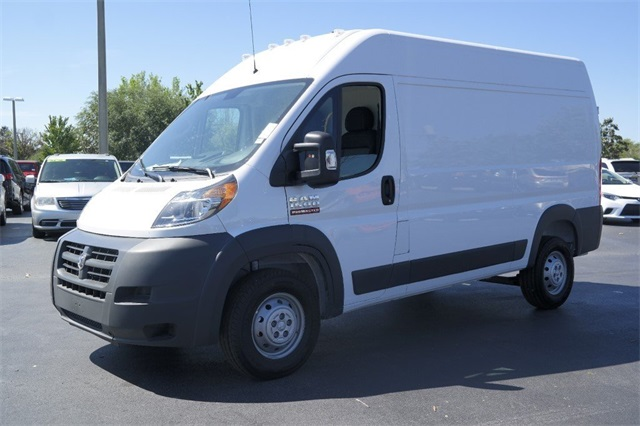2018 ProMaster 1500 High Roof, Van Upfit #JE107685 - photo 4