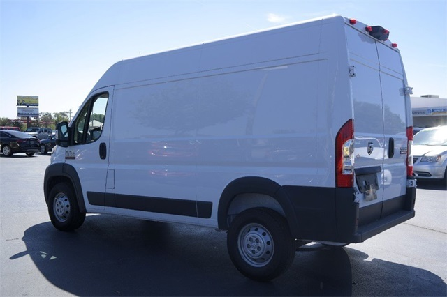 2018 ProMaster 1500 High Roof, Van Upfit #JE107685 - photo 7