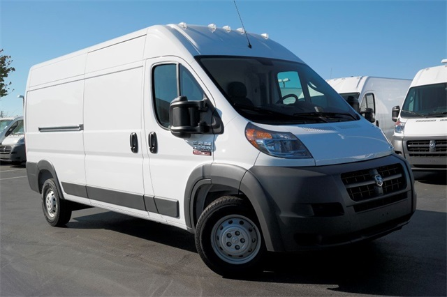2018 ProMaster 2500 High Roof, Van Upfit #JE108049 - photo 8
