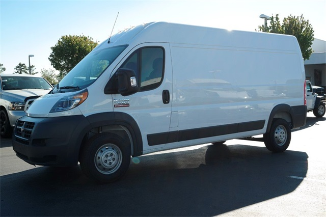 2018 ProMaster 2500 High Roof, Van Upfit #JE108049 - photo 4