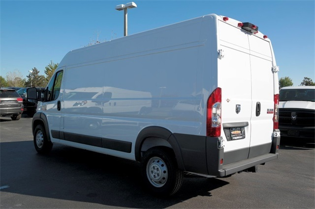 2018 ProMaster 2500 High Roof, Van Upfit #JE108049 - photo 9