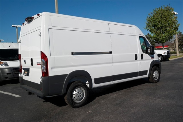 2018 ProMaster 2500 High Roof, Van Upfit #JE108049 - photo 3
