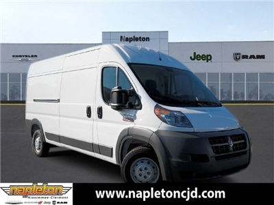 2018 ProMaster 2500 High Roof, Upfitted Van #JE108049 - photo 1