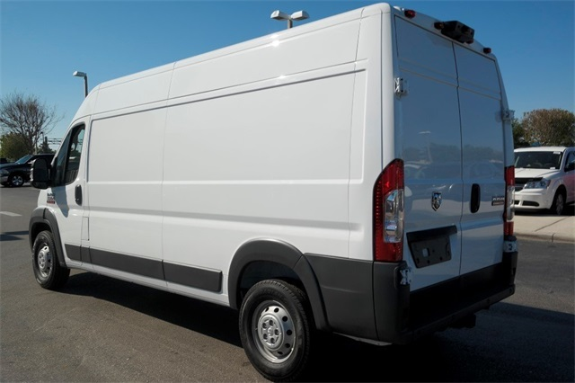 2018 ProMaster 3500 High Roof FWD,  Upfitted Cargo Van #JE116994 - photo 7