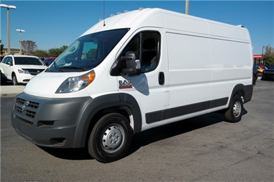 2018 ProMaster 3500 High Roof, Van Upfit #JE116994 - photo 3