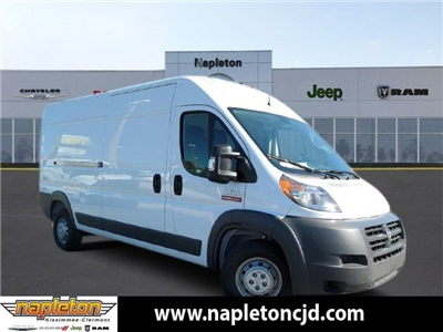 2018 ProMaster 3500 High Roof, Van Upfit #JE116994 - photo 1
