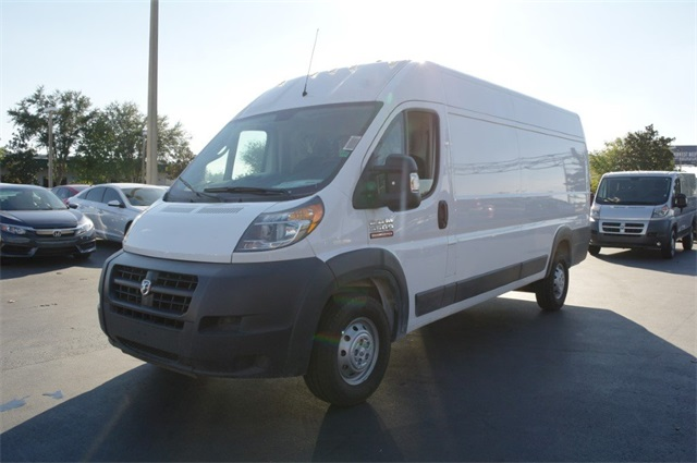 2018 ProMaster 3500 High Roof FWD,  Empty Cargo Van #JE123871 - photo 4