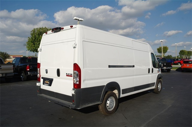 2018 ProMaster 3500 High Roof FWD,  Empty Cargo Van #JE123871 - photo 8