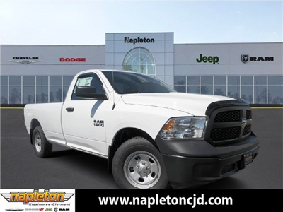 2018 Ram 1500 Regular Cab 4x2,  Pickup #JG151704 - photo 1