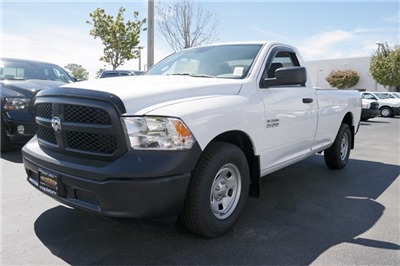 2018 Ram 1500 Regular Cab 4x2,  Pickup #JG151704 - photo 4