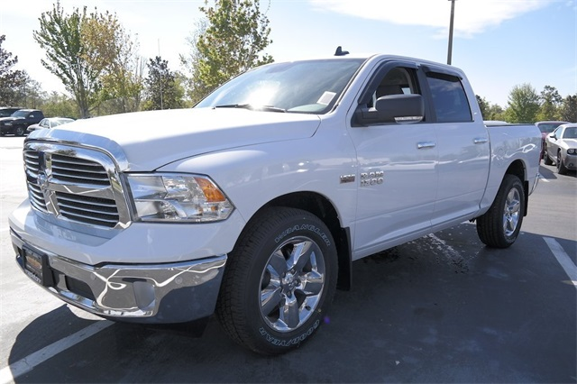 2018 Ram 1500 Crew Cab,  Pickup #JG195350 - photo 4