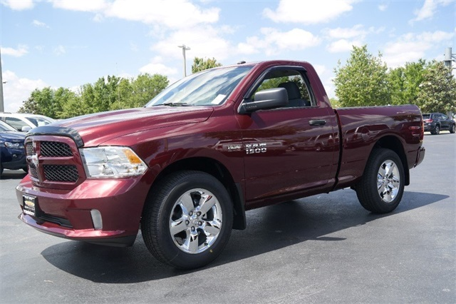 2018 Ram 1500 Regular Cab 4x2,  Pickup #JG252374 - photo 4