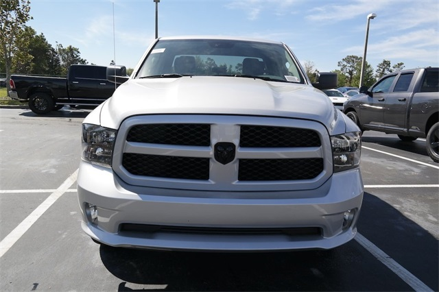 2018 Ram 1500 Quad Cab, Pickup #JS216720 - photo 3
