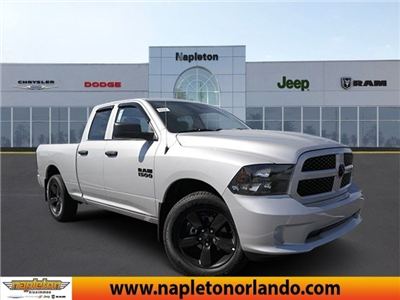 2018 Ram 1500 Quad Cab, Pickup #JS216720 - photo 1