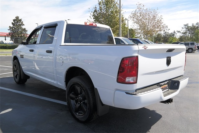 2018 Ram 1500 Crew Cab 4x2,  Pickup #JS224509 - photo 6
