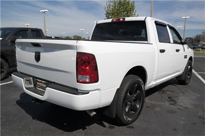 2018 Ram 1500 Crew Cab 4x2,  Pickup #JS224509 - photo 2