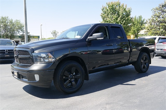 2018 Ram 1500 Quad Cab 4x2,  Pickup #JS226074 - photo 4