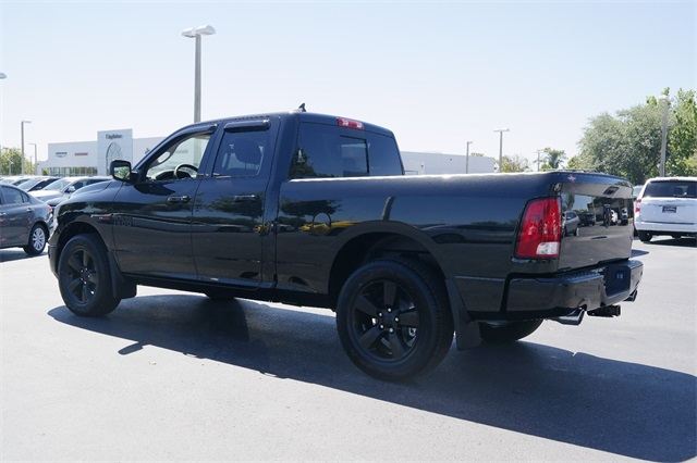 2018 Ram 1500 Quad Cab 4x2,  Pickup #JS226074 - photo 6