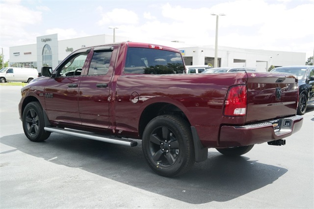 2018 Ram 1500 Quad Cab 4x2,  Pickup #JS239166 - photo 5