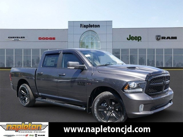 2018 Ram 1500 Crew Cab 4x4,  Pickup #JS241001 - photo 1