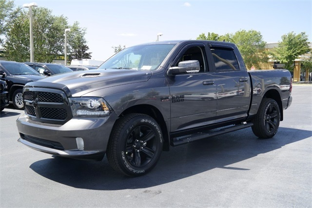2018 Ram 1500 Crew Cab 4x4,  Pickup #JS241001 - photo 4