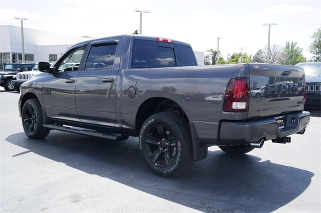 2018 Ram 1500 Crew Cab 4x4,  Pickup #JS241001 - photo 6