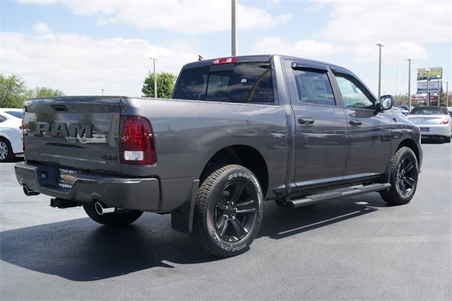 2018 Ram 1500 Crew Cab 4x4,  Pickup #JS241001 - photo 2