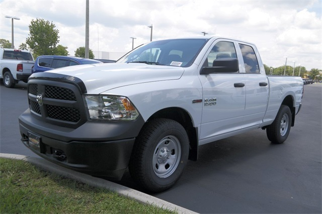 2018 Ram 1500 Quad Cab 4x4,  Pickup #JS264042 - photo 4