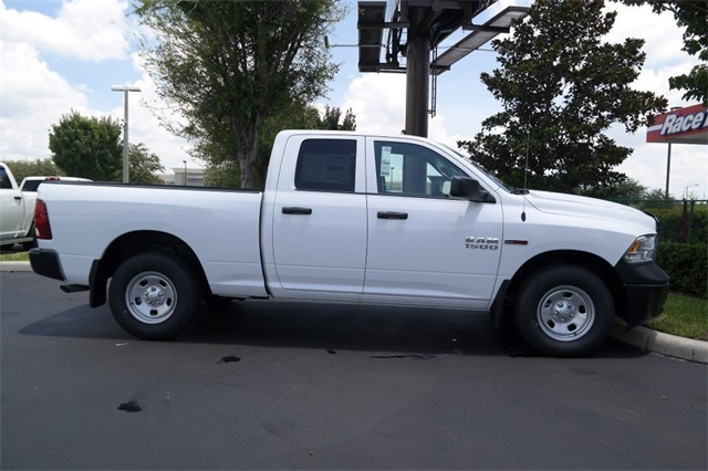 2018 Ram 1500 Quad Cab 4x4,  Pickup #JS264042 - photo 8