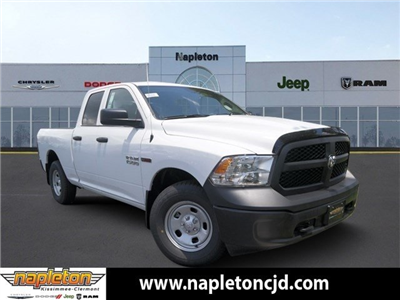 2018 Ram 1500 Quad Cab 4x4,  Pickup #JS264042 - photo 1